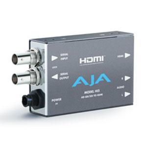 AJA HD-SDI/SDI to HDMI Video and Audio Converter