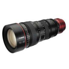 Canon 14.5-60mm T2.8 Cinema Zoom