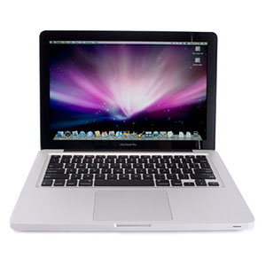 MacBook Pro Laptop and Case